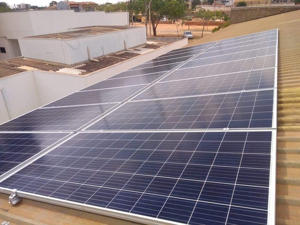 Energia Solar - Hewatt Projetos - Bahia