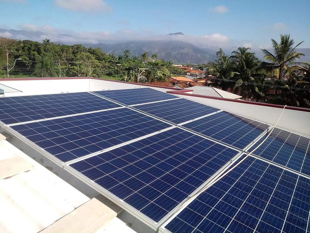 Energia Solar - Hewatt Projetos - São Paulo