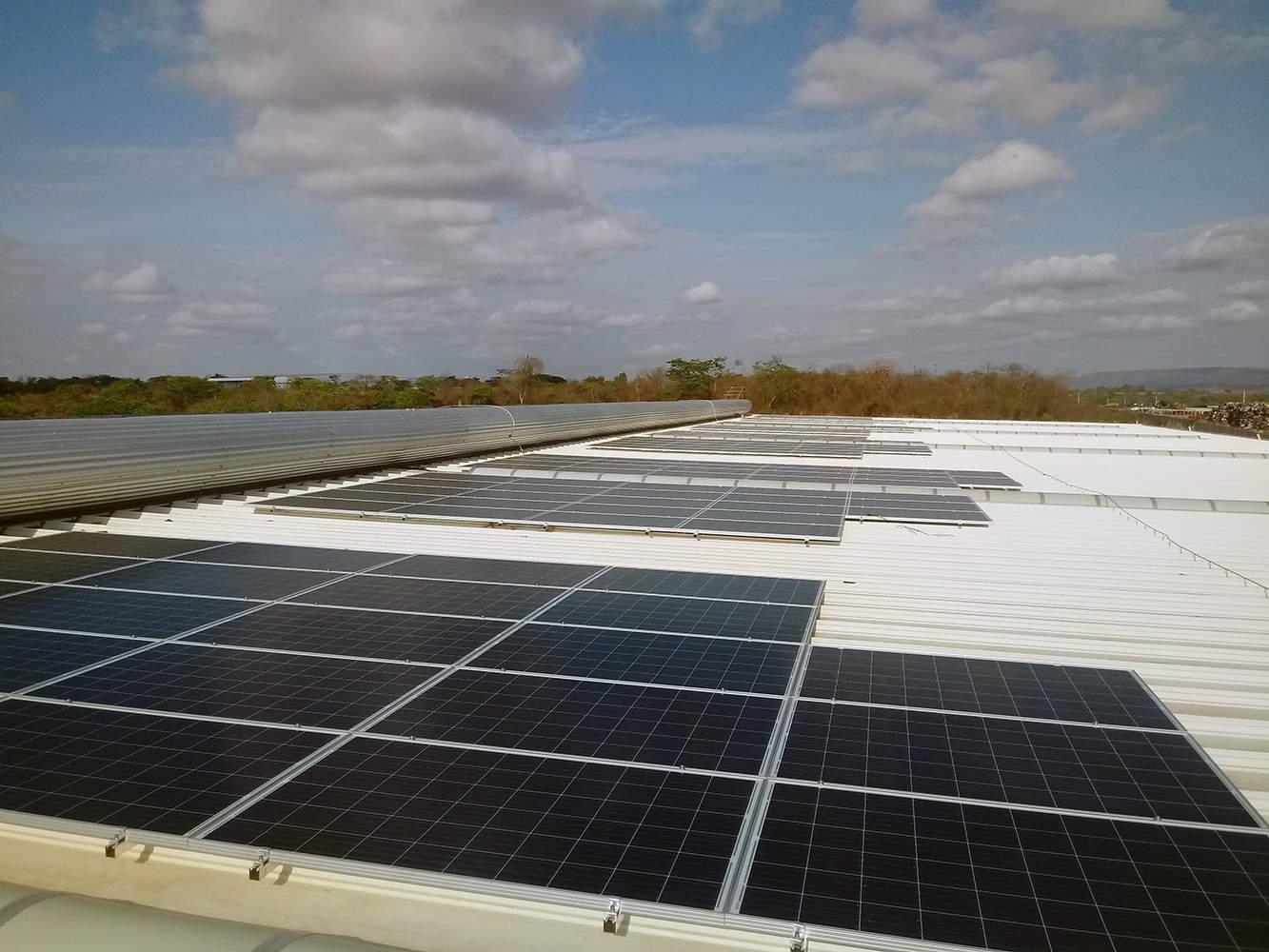 Energia Solar - Hewatt Projetos - Minas Gerais